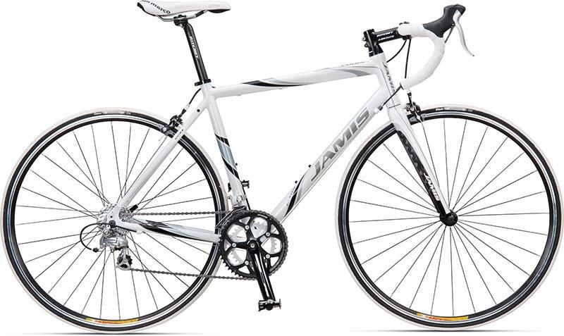 Недорогой шоссейный велосипед Jamis Ventura Comp