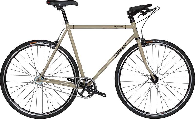 Самый лучший односкоростной велосипед с фиксированной передачей Surly Steamroller