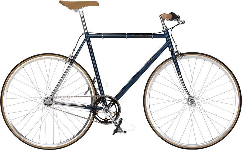 Велосипед с фиксированной передачей Bianchi Pista