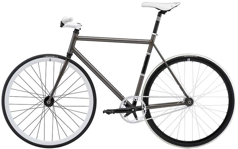 Велосипед с фиксированной передачей Felt Brougham