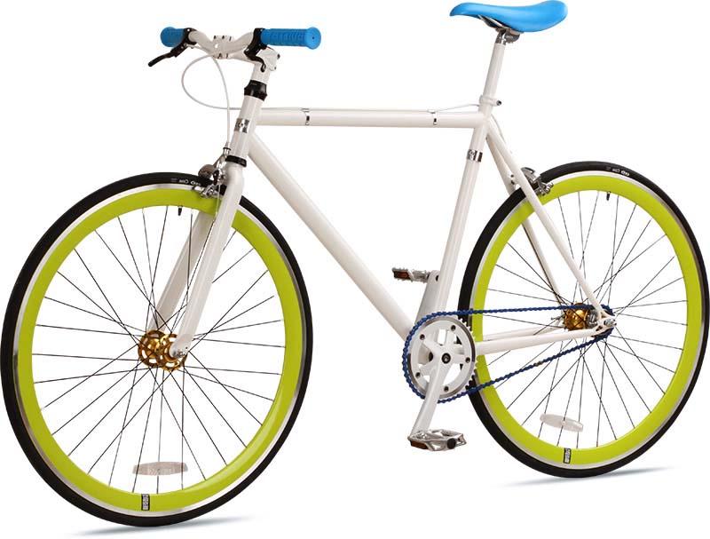 Велосипед с фиксированной передачей Republic Aristotle
