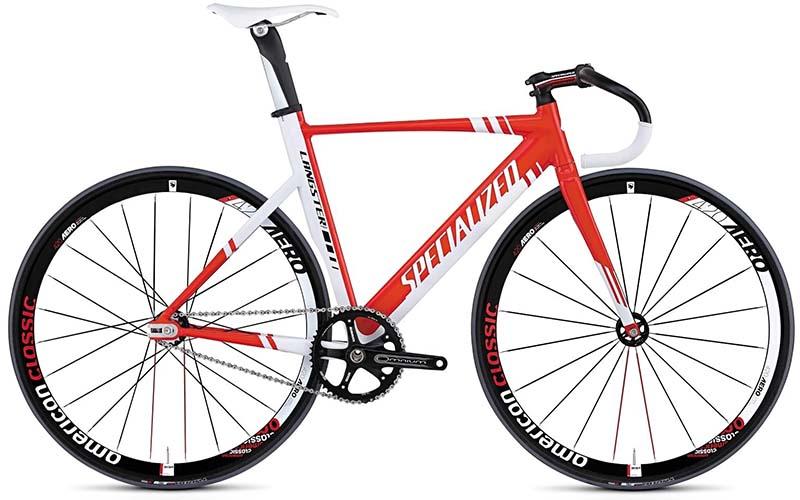 Хороший велосипед с фиксированной передачей Specialized Langster