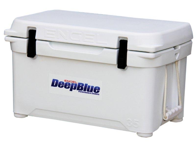 Туристический холодильник Engel 35 DeepBlue Performance