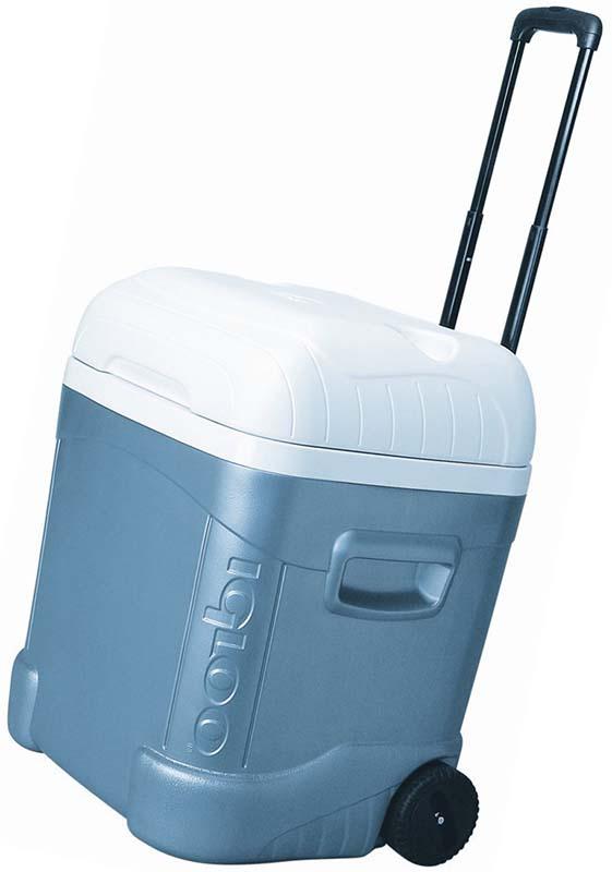 Походный холодильник Igloo Ice Cube MaxCold 70 Quart Roller