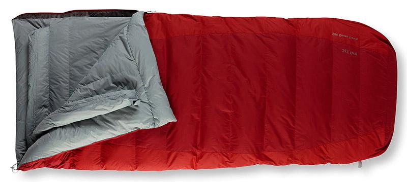 Пуховый спальный мешок L.L.Bean with DownTek Rectangular 0