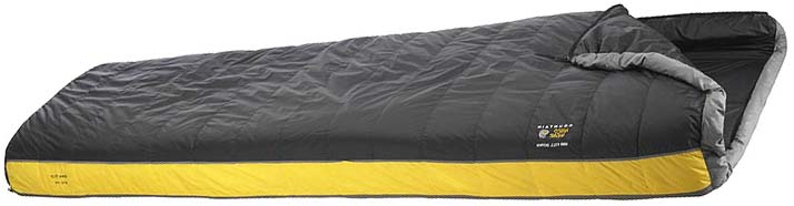 Пуховый спальник Mountain Hardwear Down Flip 35 / 50F