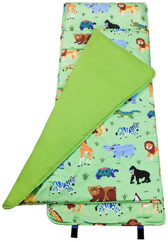 Спальник для ребёнка Wildkin Wild Animals