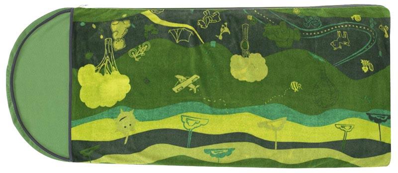 Туристический детский спальный мешок Kelty Whippersnapper 60 Fleece