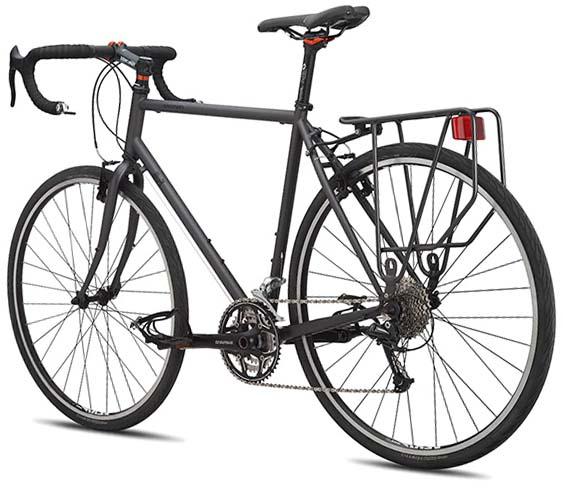 Дорожный туристический велосипед Fuji