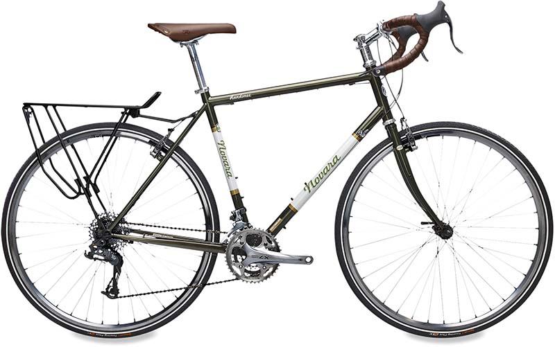 Стальной велосипед для туризма Novara Randonee