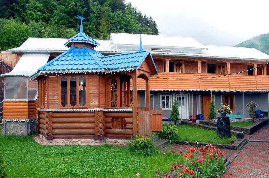 Частная гостиница Савкив