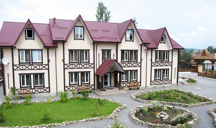 Отель Ворохта в Ворохте