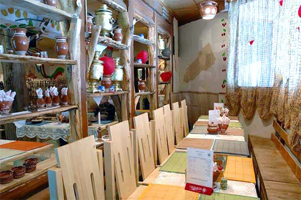 Ресторан Гражда