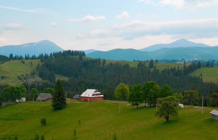 Село Яблоница