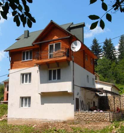 Гостиница Диброва