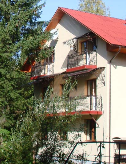 Гостиница Хованка в Яремче