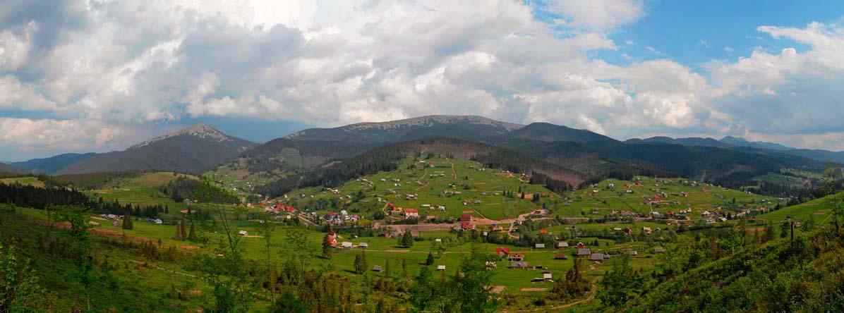 Село Поляница