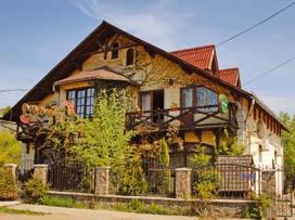 Отель Гранд в Рахове
