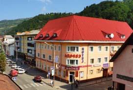 Гостиница Европа в Рахове