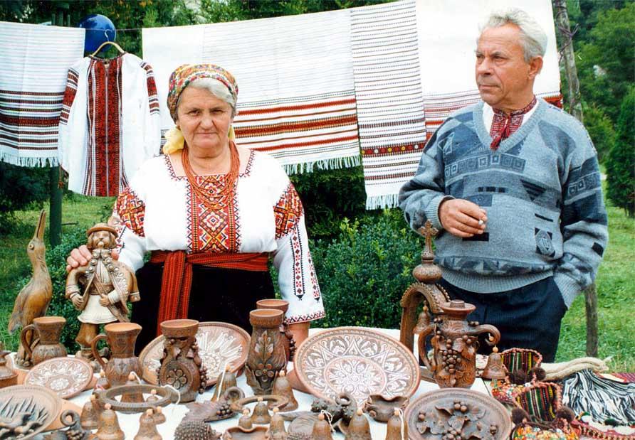 Семейный музей керамики Василия Стрипки