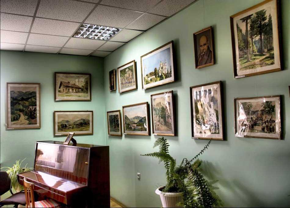 Музей семьи Малявских