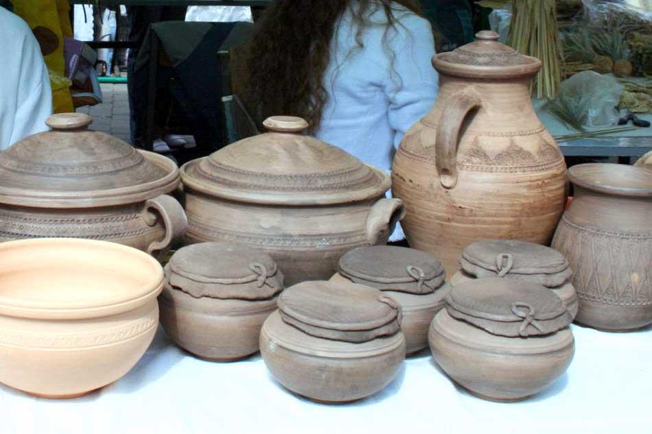 Гуцульская керамика