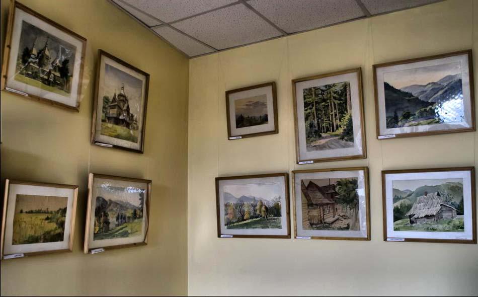 Музей художника Геннадия Малявского