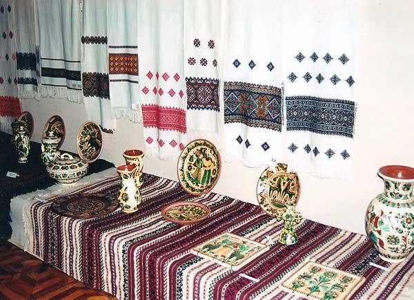 Музей народного искусства и быта Гуцульщины в городе Косов