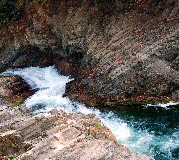 Шешорские водопады