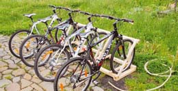 Прокат велосипедов в Микуличине