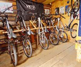 Прокат велосипедов ВелоРАЙд в Микуличине