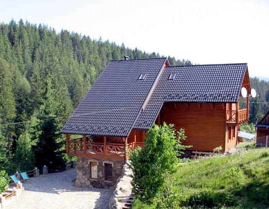 Гостиница Карпатская вилла