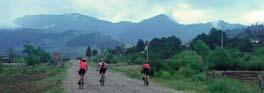 Велопоход в Карпаты