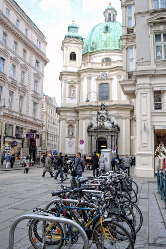 Фото велосипедов Европы