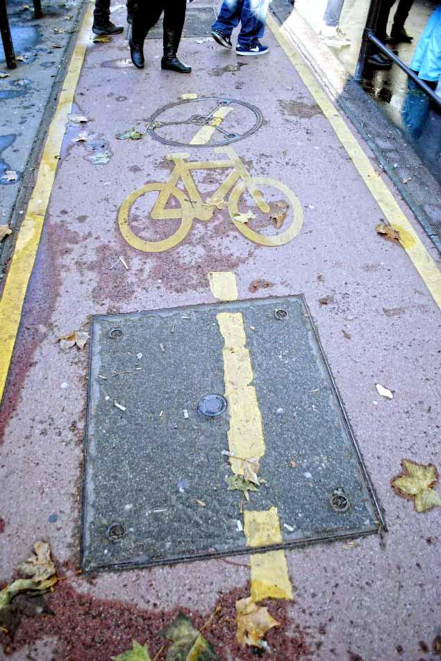 Велодорожки в Европе