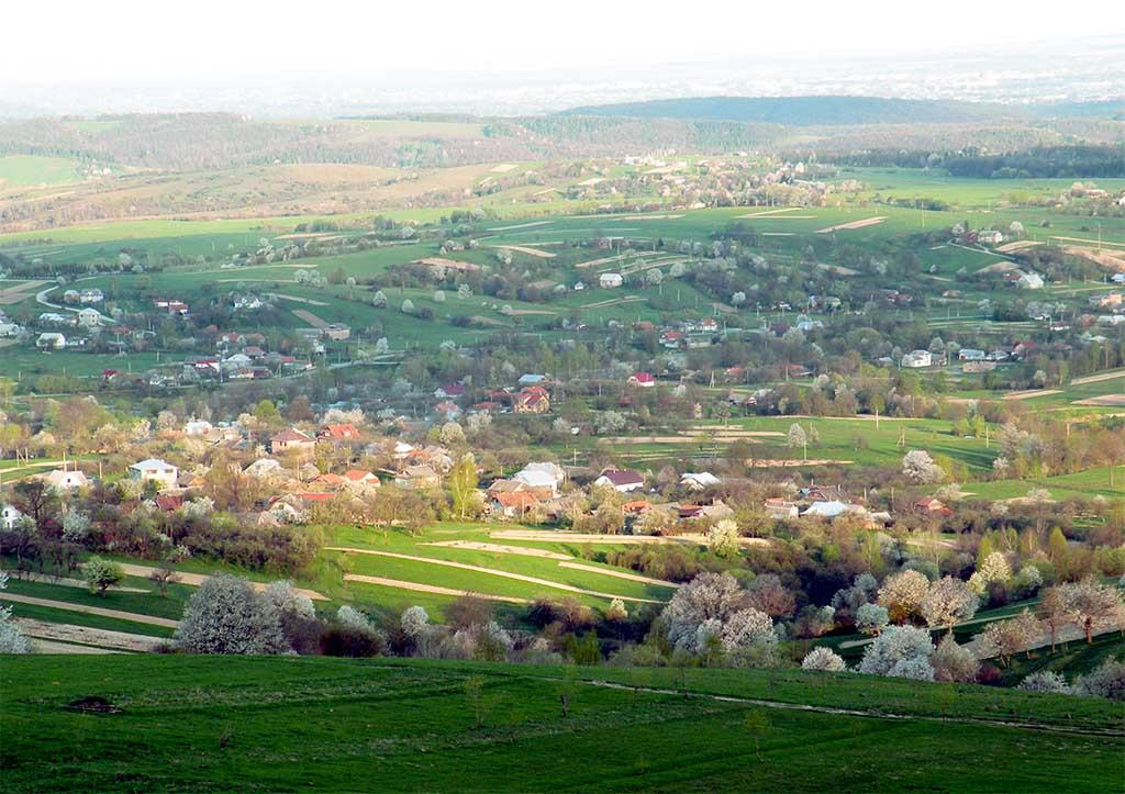 Город Коломыя