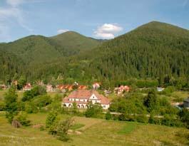 Карпатская резиденция бывшего президента Ющенко