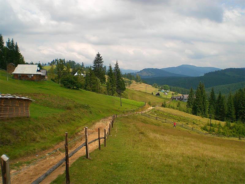 Яблуницкий перевал