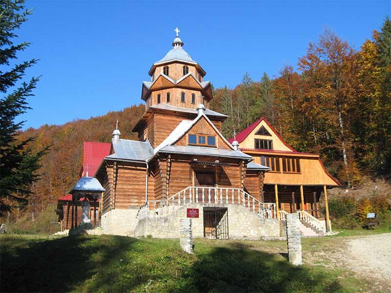 Монастырь Святого Андрея