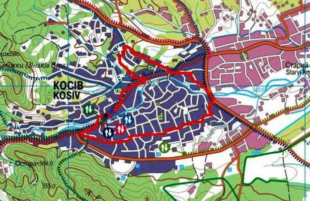 Веломаршрут Косовом