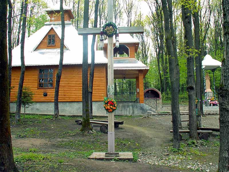 Духовный центр Здвижин