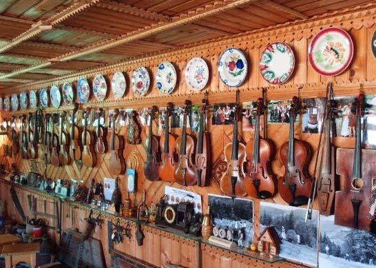 Музей гуцульского быта в Верховине